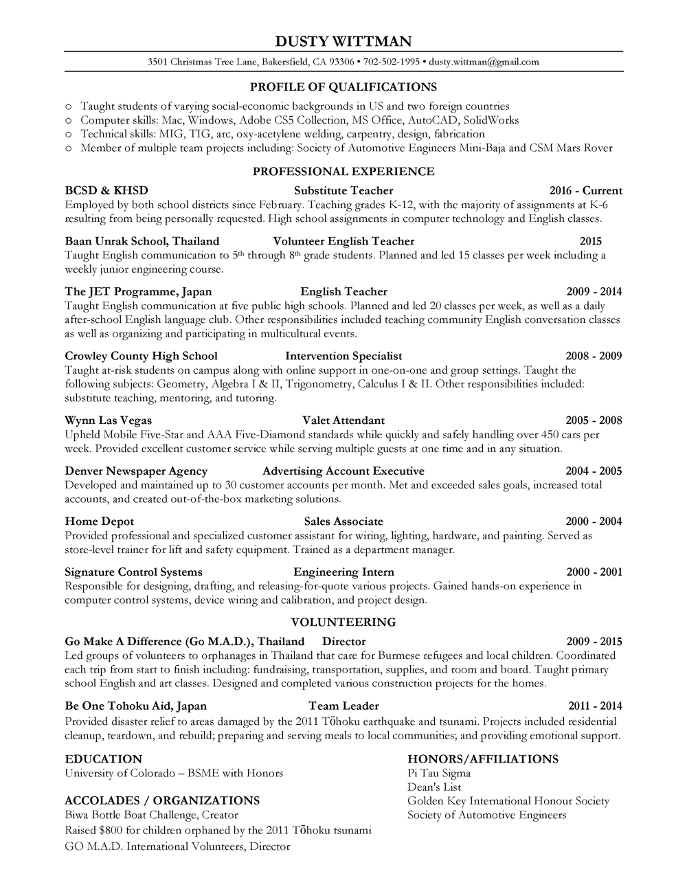 grade english teacher resume art samples assessment and rubrics grade english teacher resume art samples work history wittman portfolio wittman resume